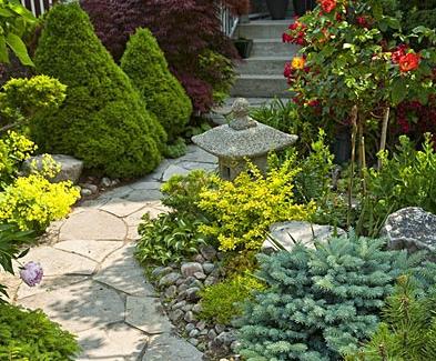 En qu consiste el paisajismo for Jardin estilo japones