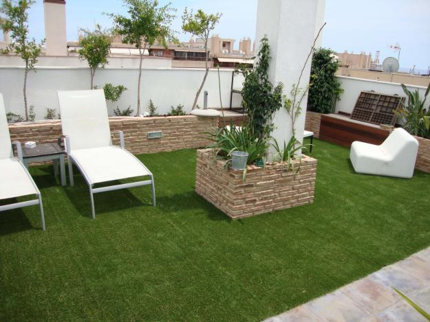 Ideas Decoracion Terraza Cesped Artificial ~ Terrazas con alma (c?sped artificial)